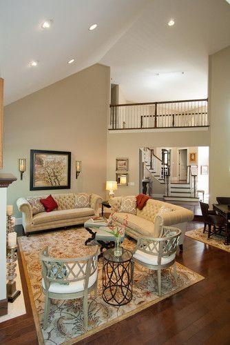 Benjamin moore bleeker beige client ideas trailview - Beige paint colors for living room ...