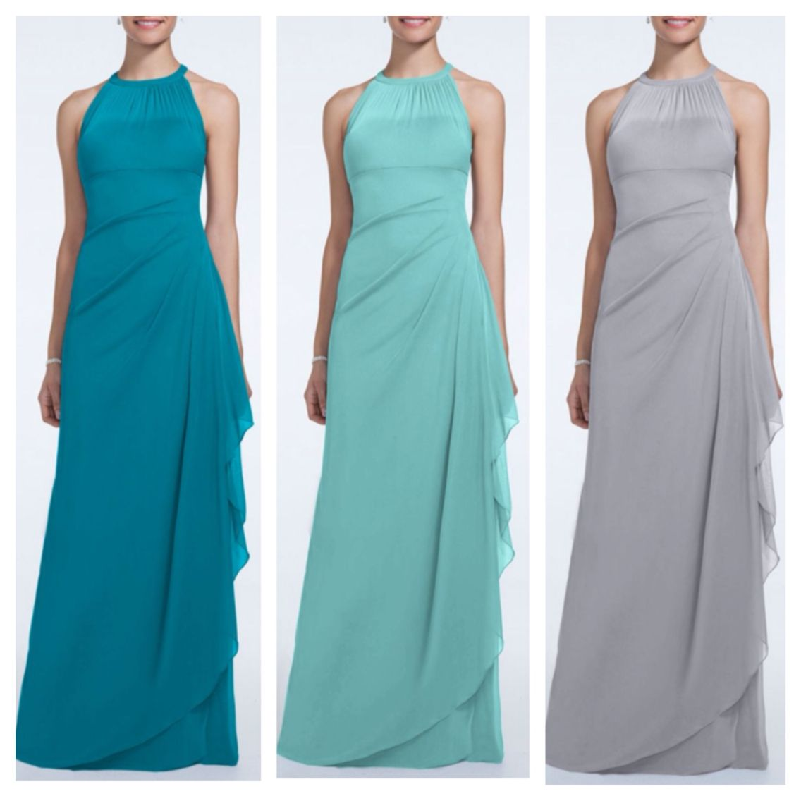 David Bridal Bridesmaid Dresses Plus Size: Here's What Your Bridesmaids Would Look Like If We Went