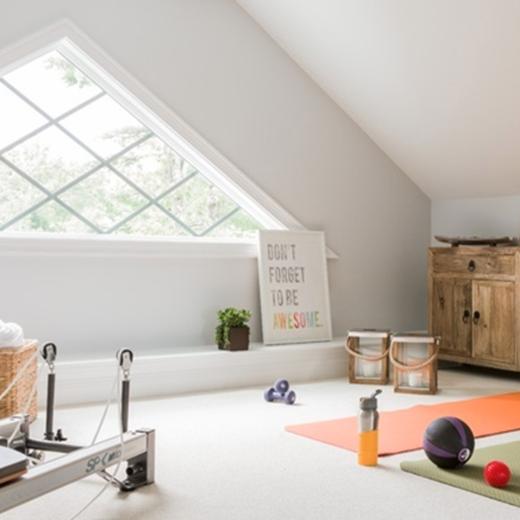 Feeling Feng Shui Home Yoga Room Yoga Studio Home Home