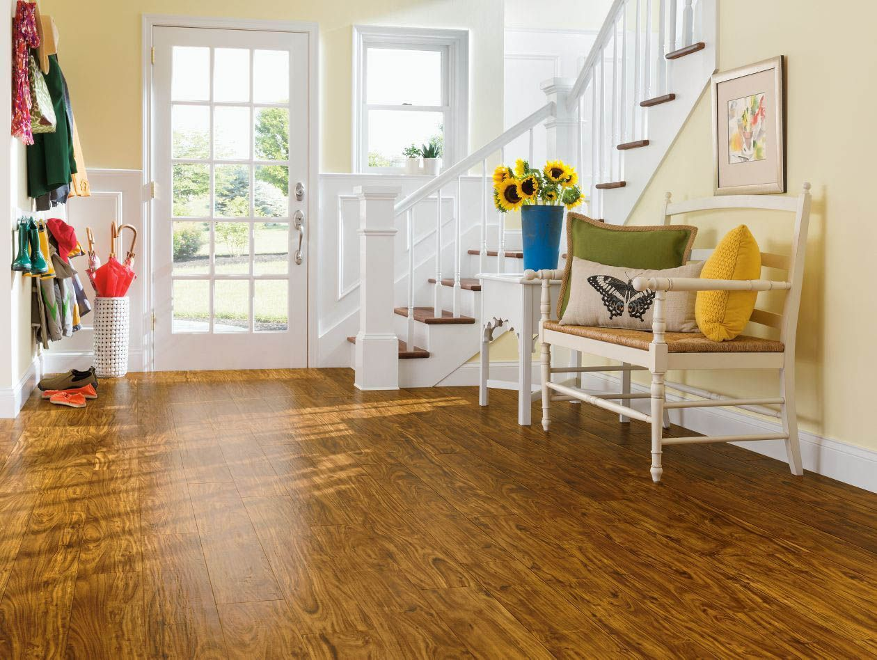Laminate Flooring Is There a Waterproof Option Luxury