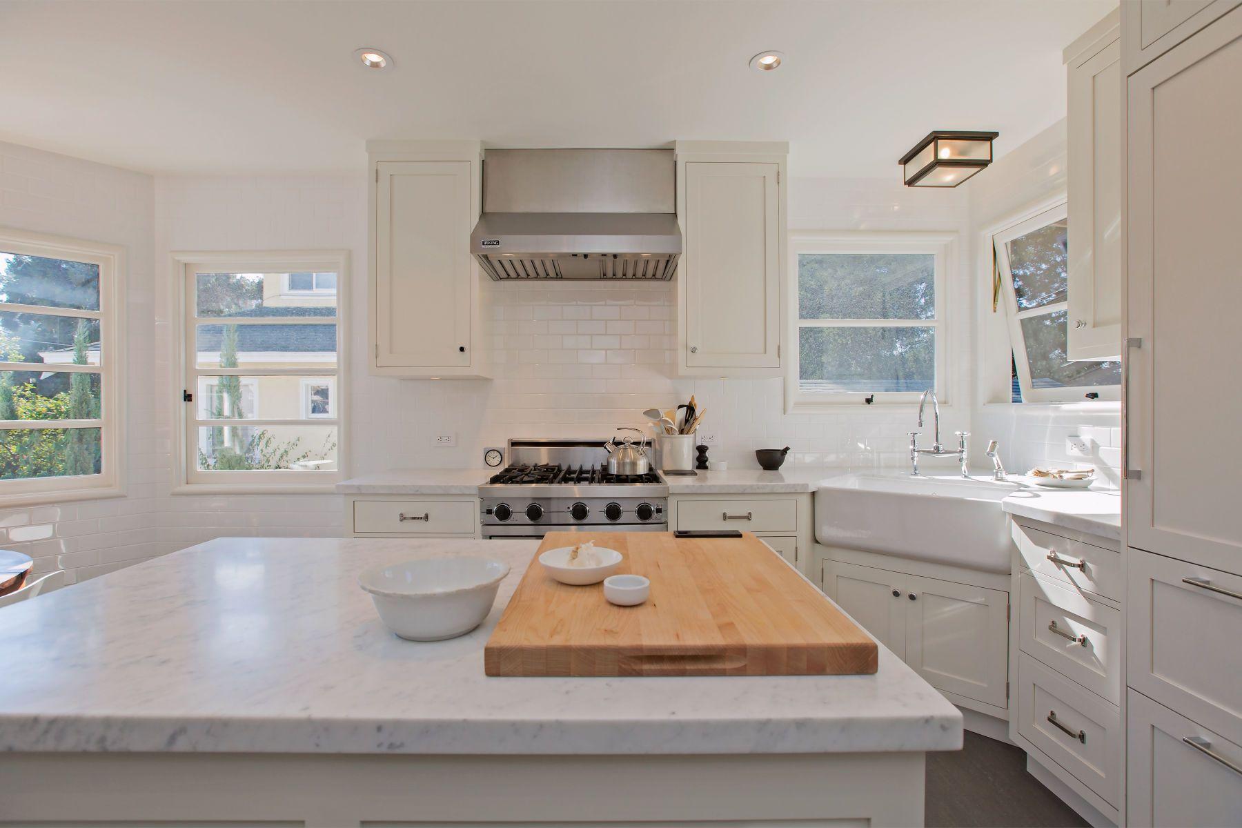William Adams Design   Kitchen Design San Francisco Bay Area