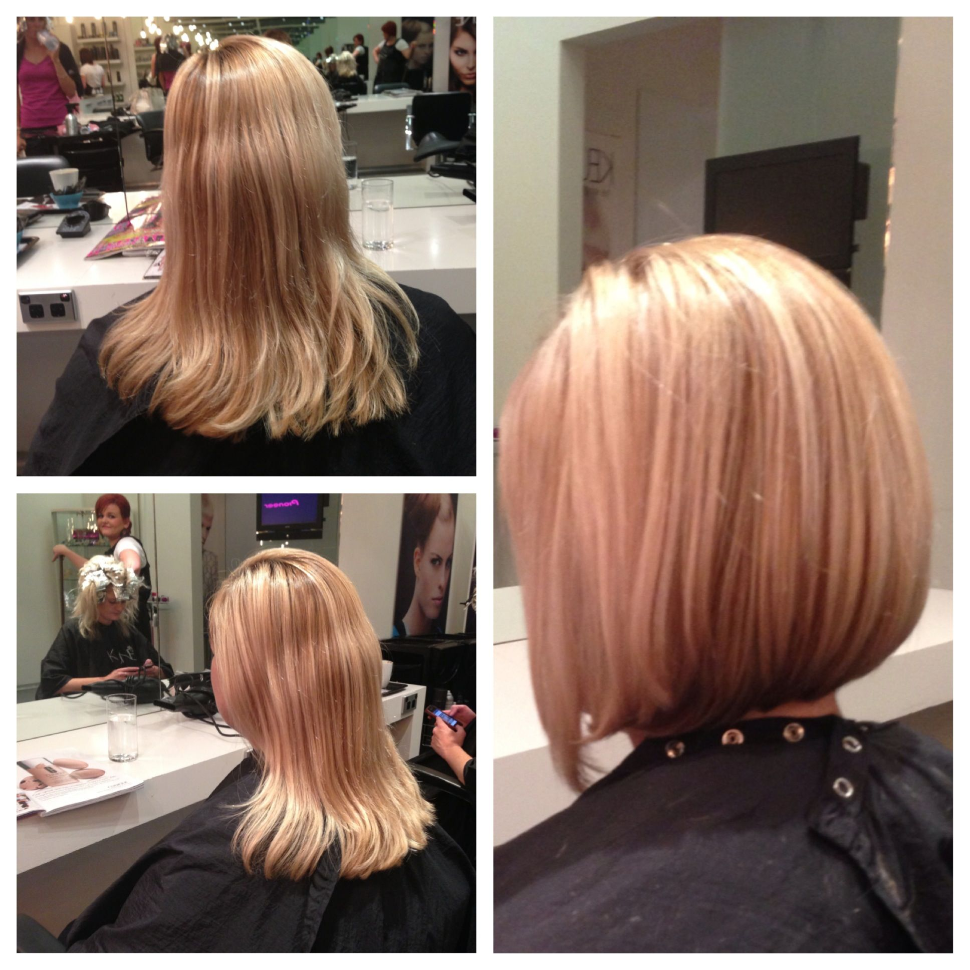 Bob haircut before and after merewether hair studio newcastle bob haircut before and after winobraniefo Choice Image