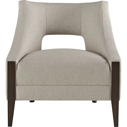 Baker Furniture Piedmont Lounge Chair 6726c Chairs