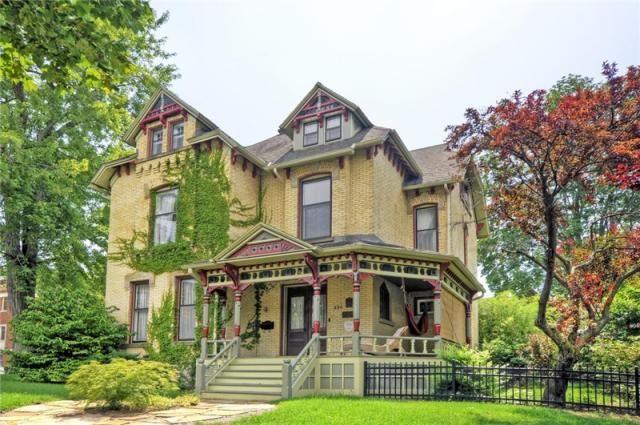 356 Cherry Street Southeast Grand Rapids Mi 49503 Yellow Brick Houses Heritage Hills Historic Homes