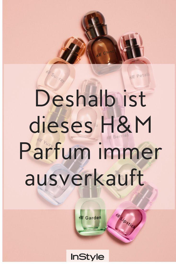Dieses H&M-Parfum ist so gut, dass es ständig ausverkauft ist! #beautyhacks