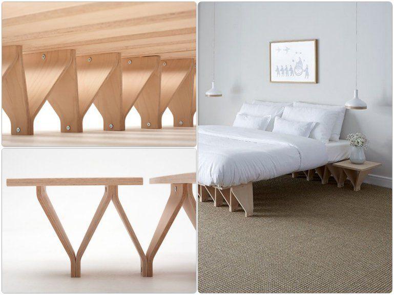 betten design tojo lieg bett Schlafzimmer Ideen - schlafzimmer amerikanischer stil
