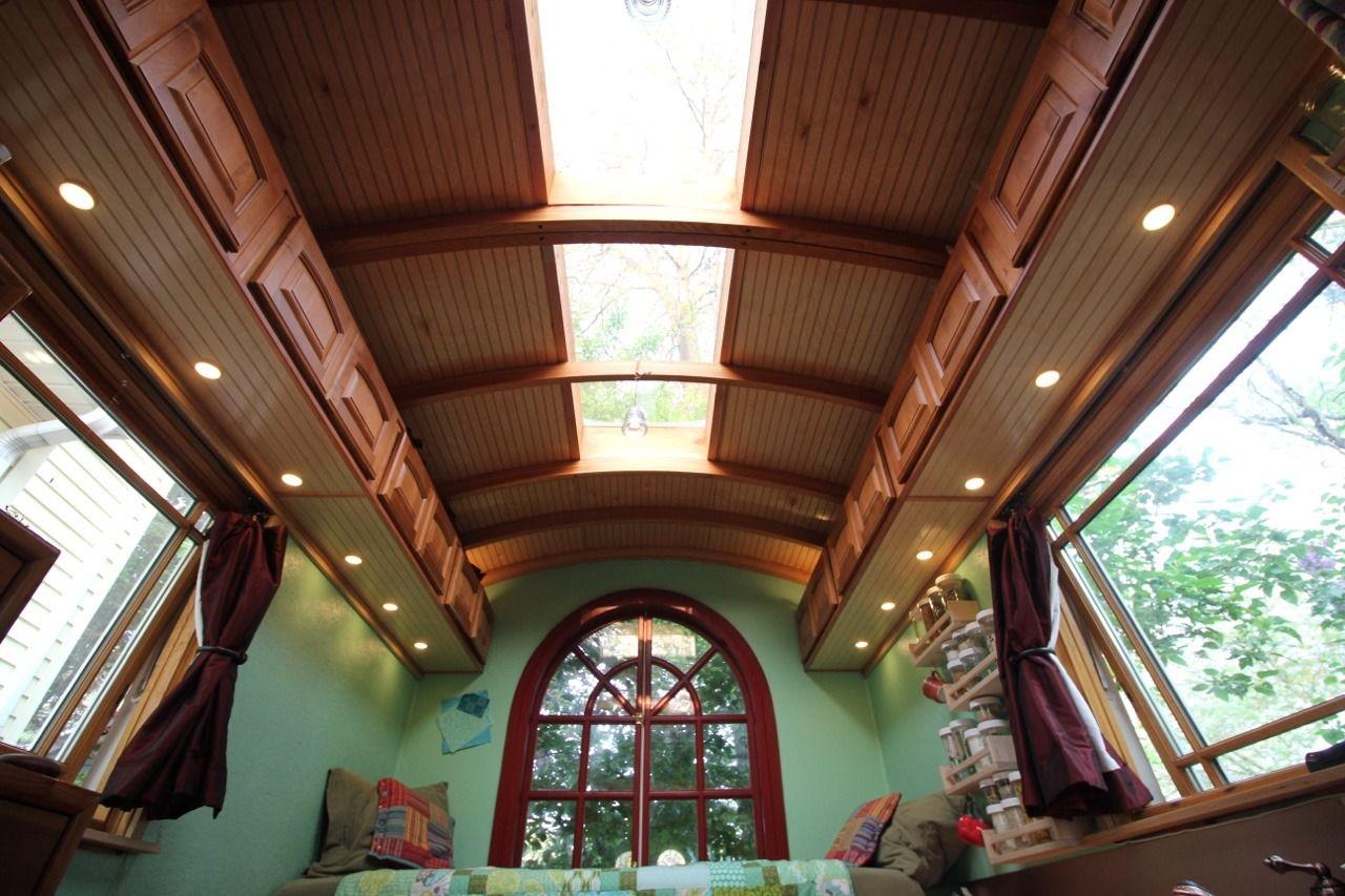 small & tiny home ideas — THE LUCKY PENNY lina menard