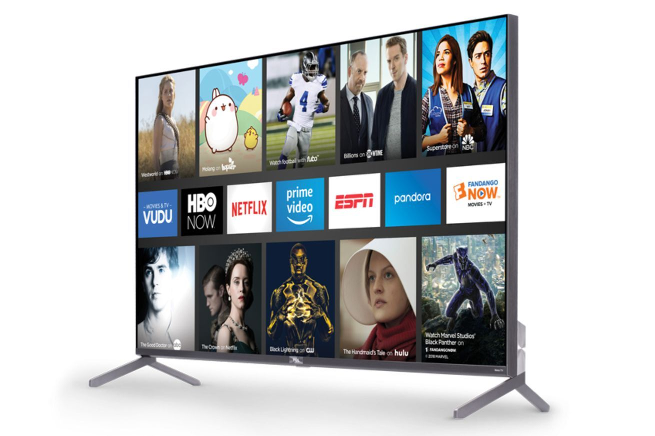 TCL's 2019 65inch QLED 4K Roku TV is cheaper than ever at