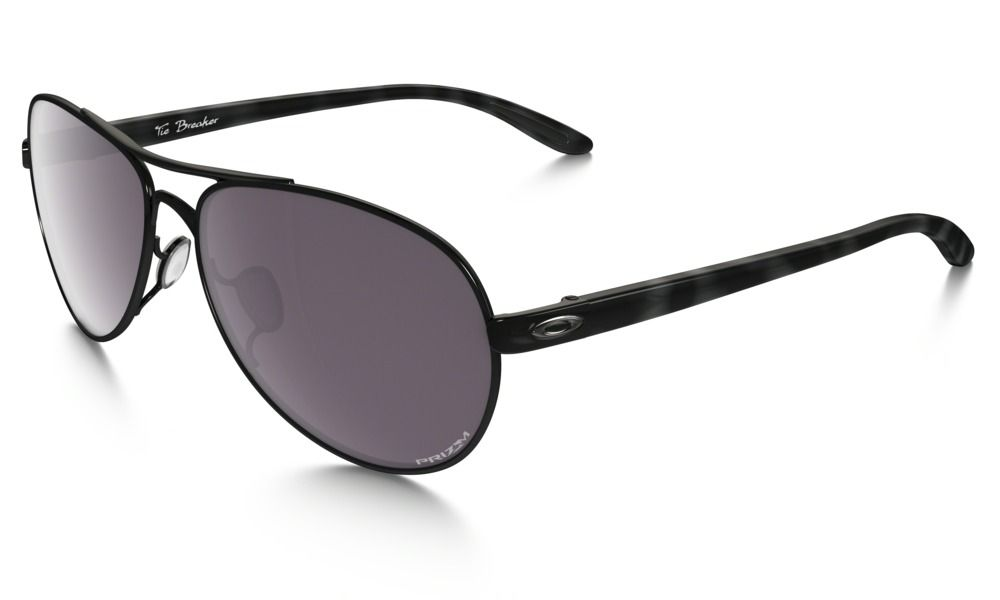 20c6779983 Shop Oakley Tie Breaker PRIZM™ Daily Polarized in POLISHED BLACK   PRIZM  DAILY POLARIZED at the official Oakley online store.