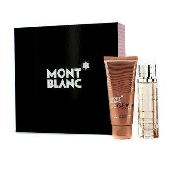 Legend Pour Femme Coffret: Eau De Parfum Spray 50ml-1.7oz + Body Lotion 100ml-3.3oz - 2pcs