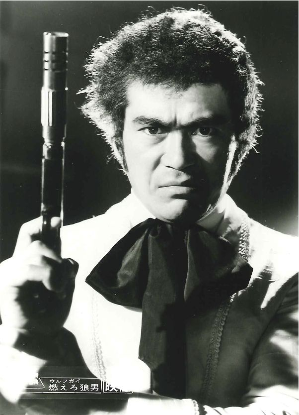 Somebody Stole My Thunder: A few pictures and posters of Sonny Chiba