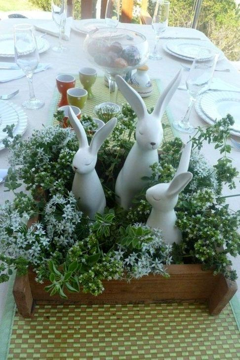 Wonderful Easter Holiday Decoration For Your Home 37