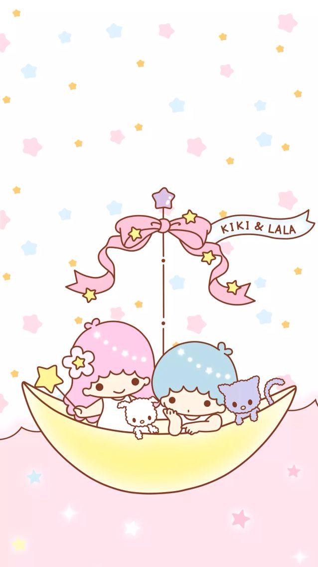Sanrio Little Twin Stars Wallpaper Little Twin Stars
