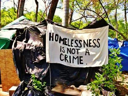 Advocate Metro To Remove Homeless Camp Today Homeless Camping Cumberland River
