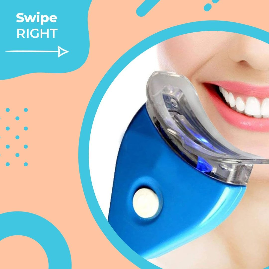 Say cheese! Uh-oh, feeling camera shy because of your teeth? Check out Prolife's online store for the LED Teeth Whitener to keep your teeth white and shining for picture-perfect shots, anywhere, anytime! Follow us @theprolifeco for more updates, promos, new launches, and many more! #TheProLifeCo #ProLifeSelfCare #ProLife #OnlineShopping #WhiteTeeth #TeethWhitener #LEDTeethWhitener #SayCheese #SmileWide #SmileWithConfidence