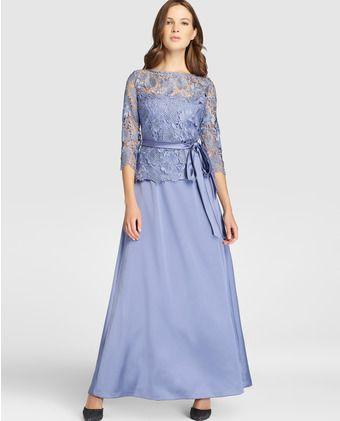 Vestidos largos madrina boda el corte ingles