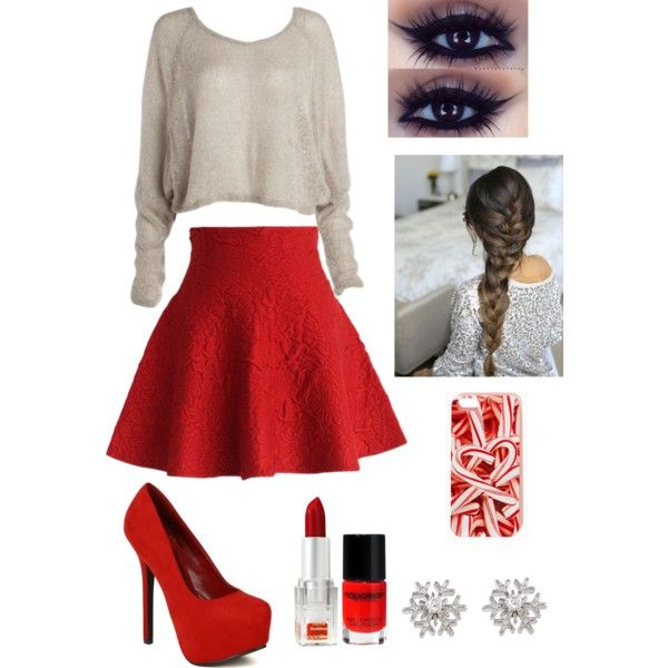 Christmas Eve Outfit - Christmas Eve Outfit F A S H I O N. ™� Pinterest Christmas Eve