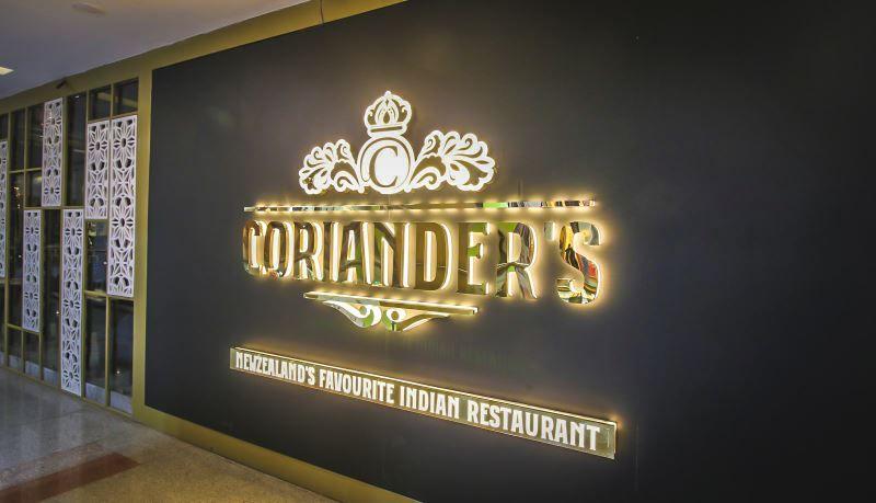 Pin On Ethnic Coriander S Mint Family Restaurants
