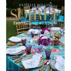 The Arts by Karena: Soiree by Danielle Rollins and her Book Giveaway!