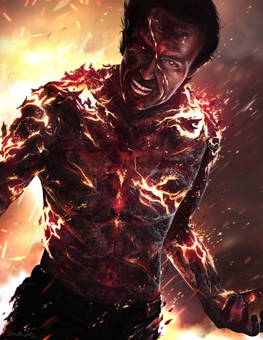 EXTREMIS - Iron Man 3- by Sheridan-J.deviantart.com on @DeviantArt