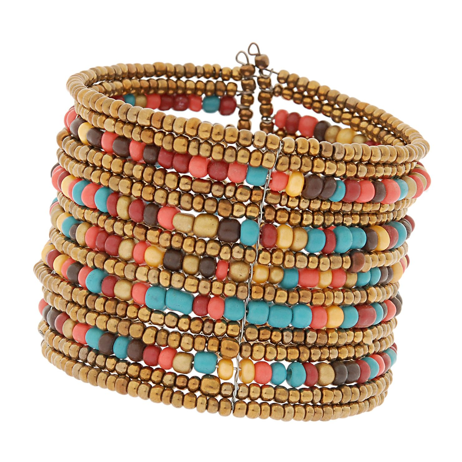 Beaded cuff diy inspiration with images memory wire