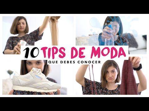 10 Tips de moda