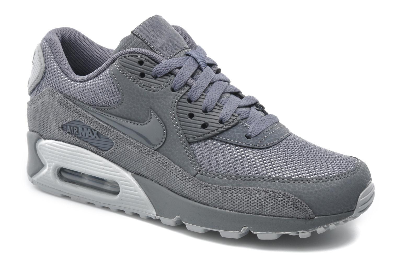 f934c9e932d Nike Wmns Air Max 90 Prem Grijs - Sneakers bij Sarenza.be (215871 ...