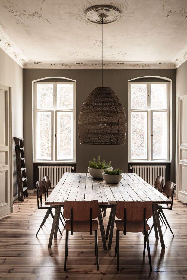 Hello Interior Photo Berlin Apartment Dining Room Design