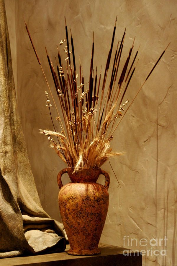 Fall In A Vase by Christine Till