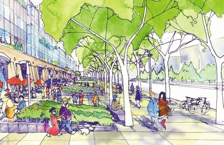 for Landscape design sketches