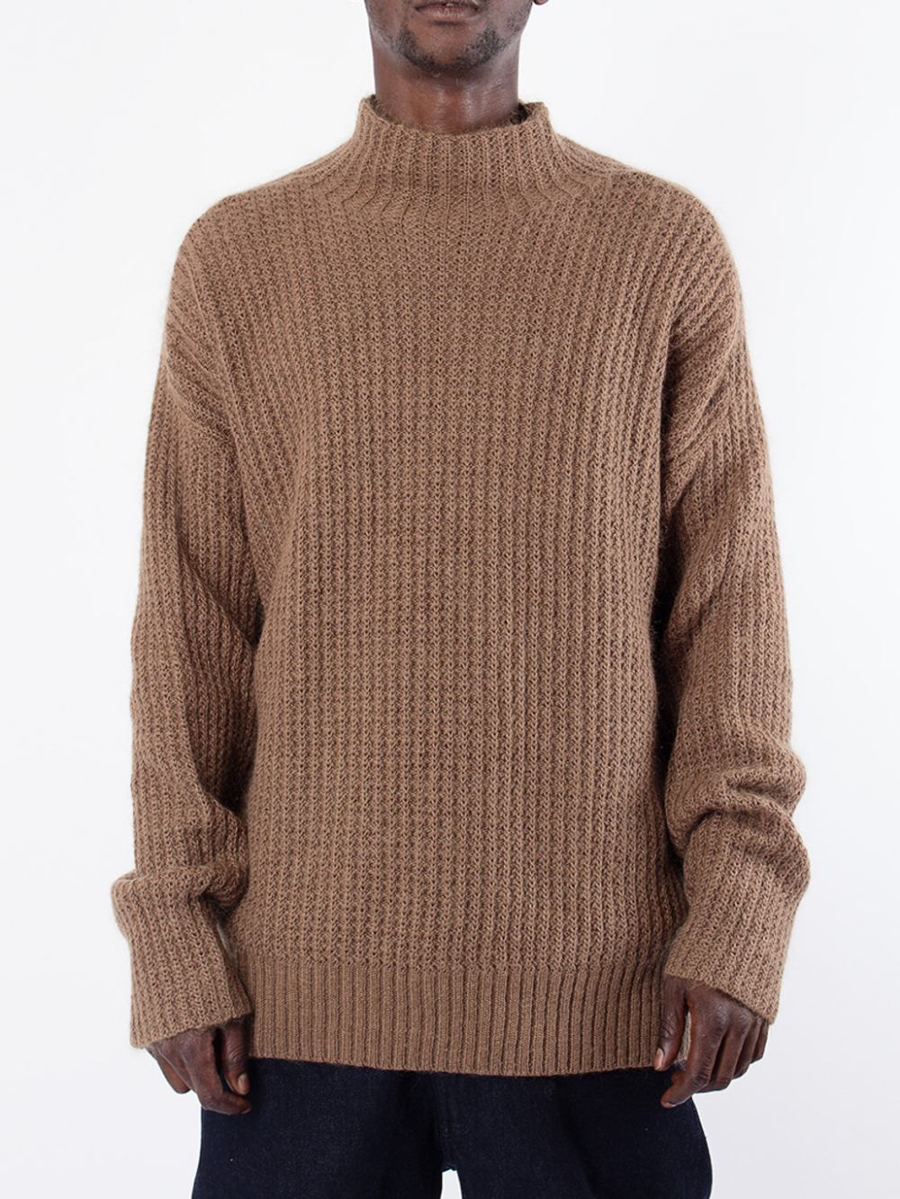 Made Knit Olive Adnym In 2020 Knitwear Men Scandinavian Fashion Mens Outfits