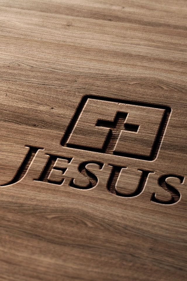 Jesus Christian iPhone Wallpaper / Bible Lock Screens