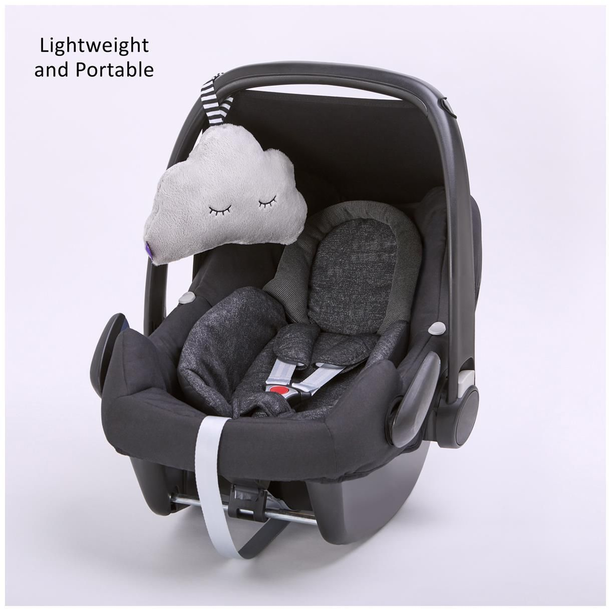 SnuzCloud Baby Sleep Aid Grey in 2020 | Baby sleeping bag
