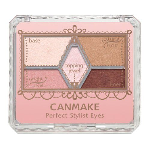 IDA Laboratories CANMAKE Perfect stylist Eyes 05 Pinky Ch... https://www.amazon.com/dp/B00CJ65E90/ref=cm_sw_r_pi_dp_x_8r6LybPM2Q22Z