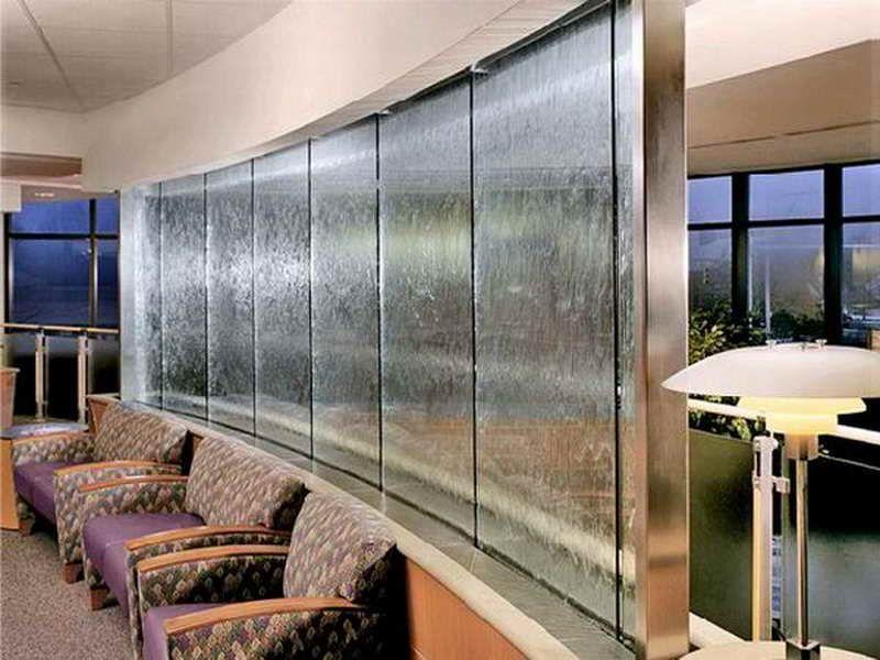Harmonic Environments Indoor Waterfall Design Vissbiz Indoor