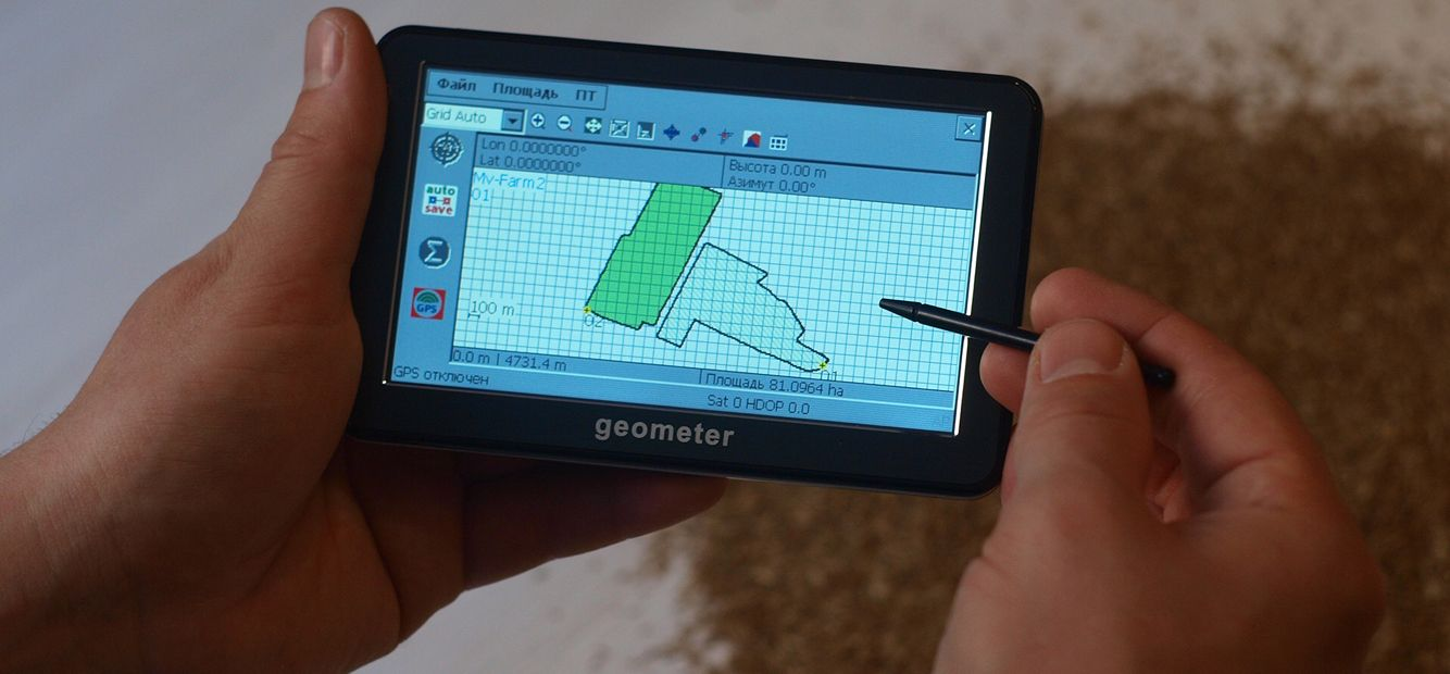 GPS GeoMeter 25