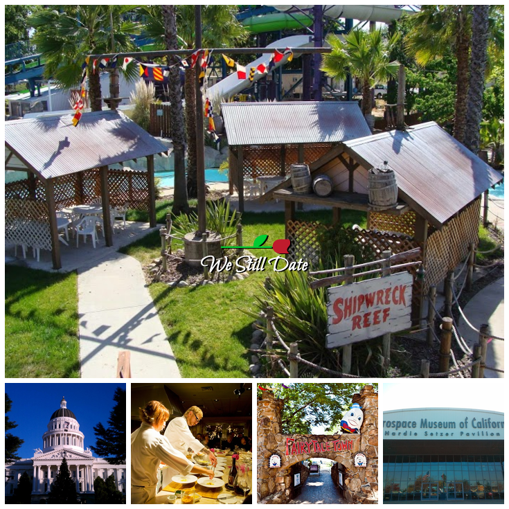 Romantic Places Northern California: Romantic Things To Do In Sacramento, CA