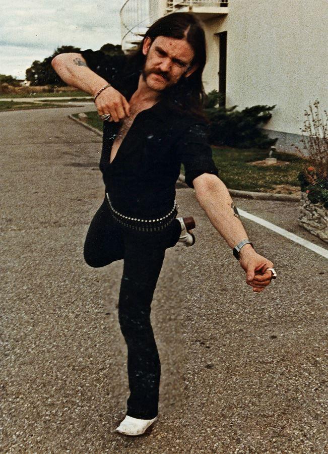 Lemmy Kirja