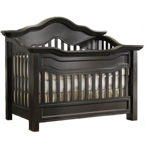 I absolutely love this Crib. It is so classy and elegant