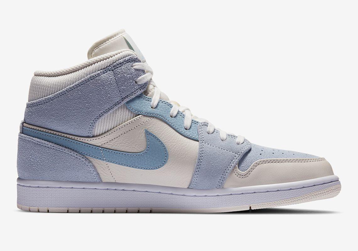 Air Jordan 1 Mid Da4666 100 Release Info Sneakernews Com Air Jordans Jordan 1 Mid Perfect Sneakers