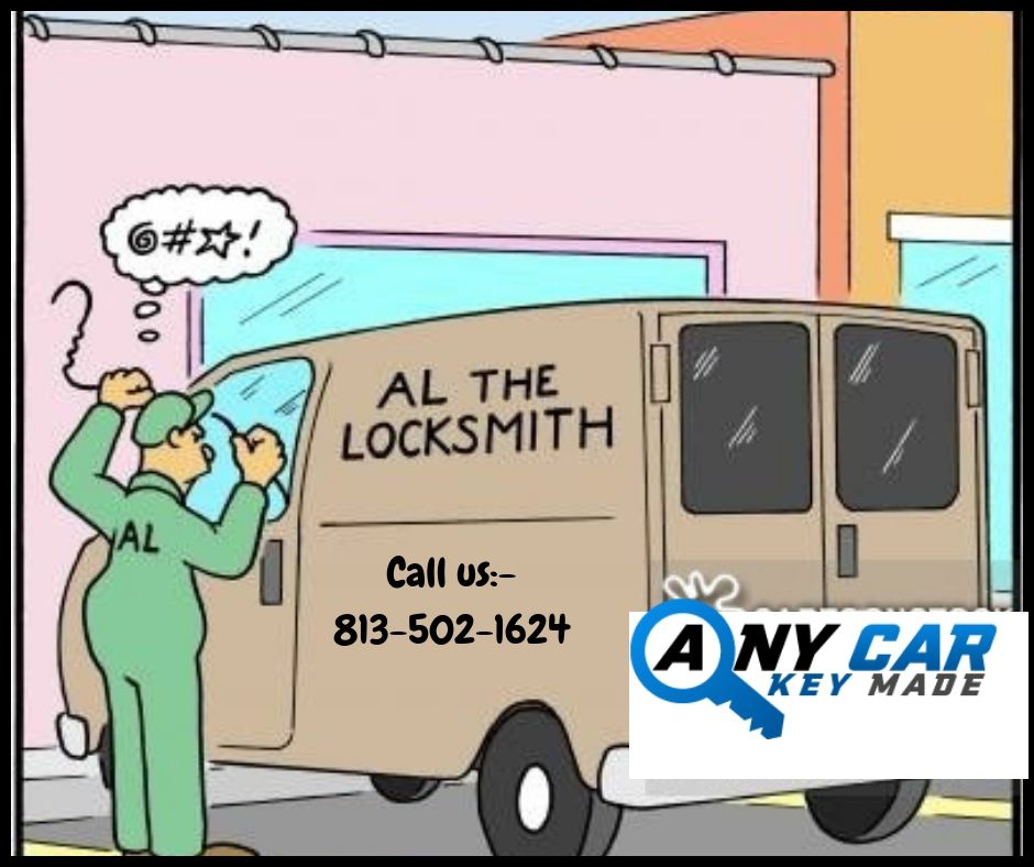 Car Key Replacement Locksmith Tampa Pinterest Locksmith