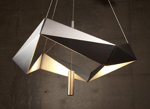 wonderful futuristic metal furniture design | Designers Party : | Futuristic interior, Cool lighting ...