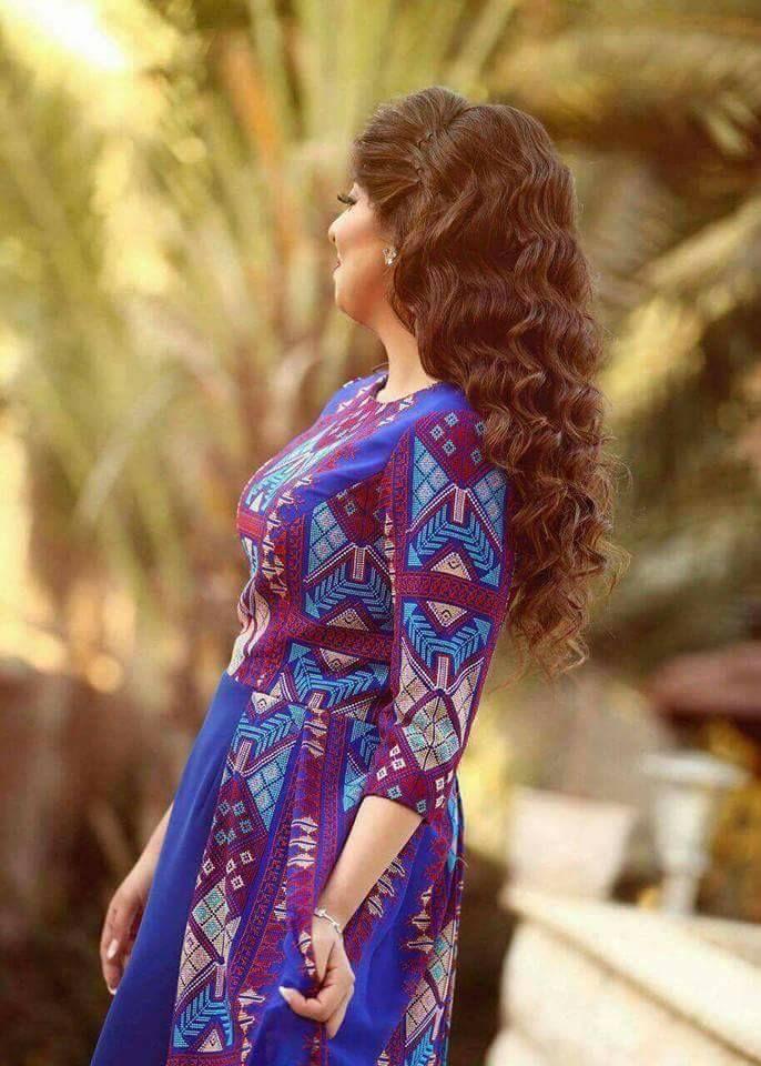Pin By Krenfla Nkhl On تطريز فلاحي Fashion Sewing Fashion Dresses