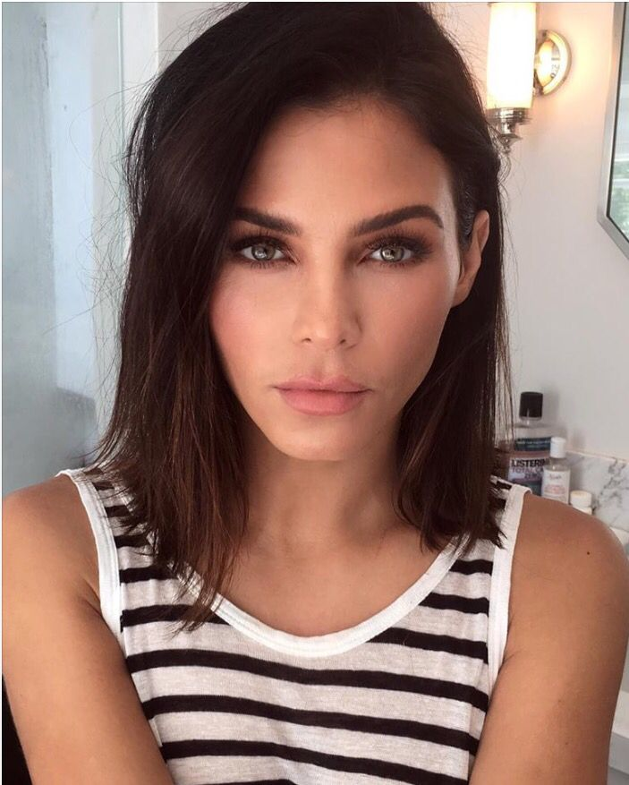 Pin By Lindsey Welch On Hair Cuts Pinterest Jenna Dewan Makeup