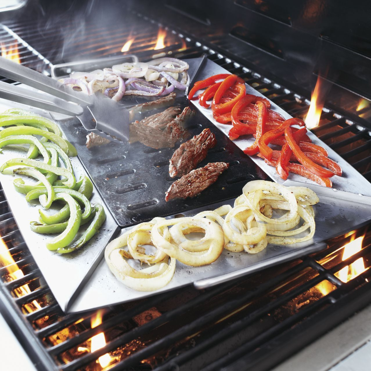 Sur La Table® Grill And Sear Plancha. Now Here Is An Awesome Fatheru0027s Day  Gift:) Mmmm Grilled Fajitas