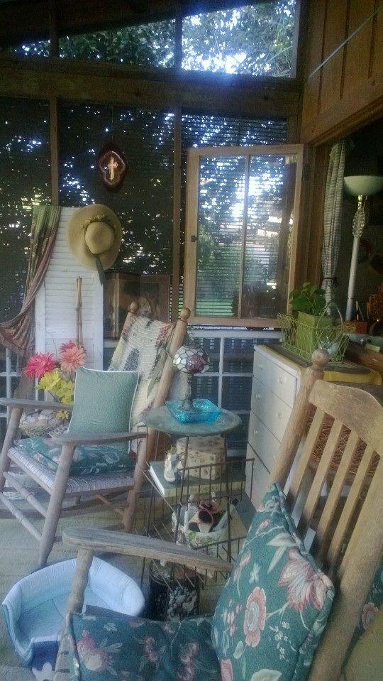 studio porch!