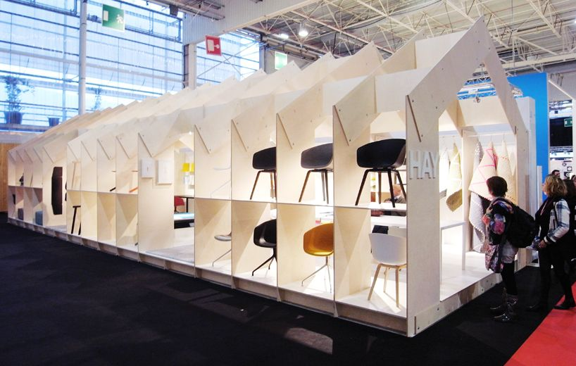 furniture display ideas. scholten baijings minimal for hay furniture display ideas i