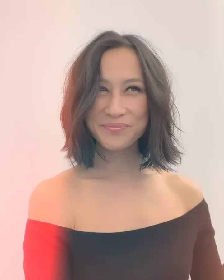 "Anh Co Tran on Instagram: ""TWAH... #haircut #nyc #"