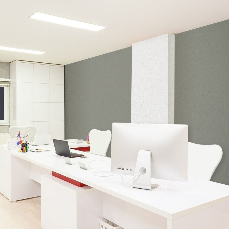 Interior Design Homeoffice: Nippon Paint Malaysia Colour Code: Millenium Gray NP N