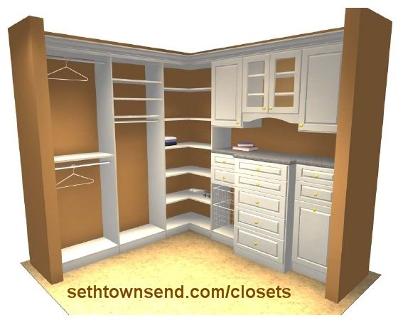 Master Closets For Marietta, Roswell And Atlanta